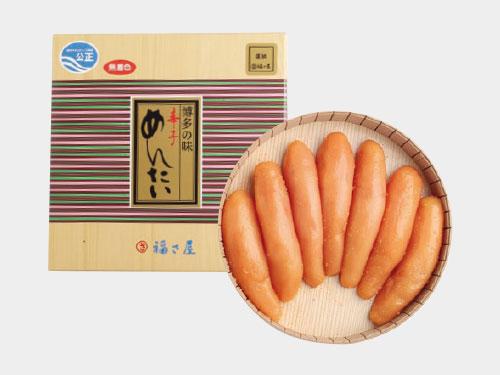 北海道産原卵使用《無着色》謹製辛子めんたい【樽】(350g)